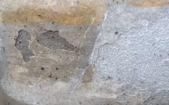 Frost testing on limestone