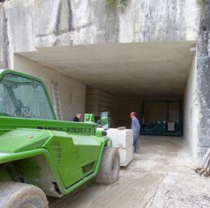 Avy French Limestone Quarry