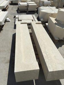 Avy Blanc French Limestone
